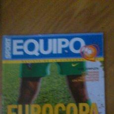 Coleccionismo deportivo: GUIA EUROCOPA 2004. Lote 44118505
