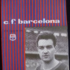 Coleccionismo deportivo: PROGRAMA DEL FUTBOL CLUB FC BARCELONA F.C BARÇA CF FECHA 5 DICIEMBRE 1959 JUGADOR MARTIN. Lote 44711490