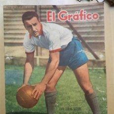 Coleccionismo deportivo: 1.945 REVISTA DE DEPORTES EL GRAFICO N.º 1380. Lote 44764121