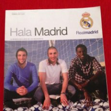 Coleccionismo deportivo: REVISTA HALA MADRID MAYO 2011 NUMERO 38 REAL MADRID. Lote 45168420