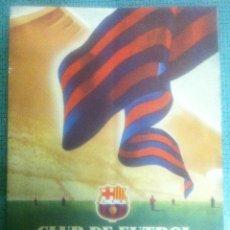 Coleccionismo deportivo: REVISTA CLUB DE FUTBOL BARCELONA INFORMACION MES DE ABRIL 1954, FOTS JUGADORES, CAMPO, HISTORIA. Lote 45599852