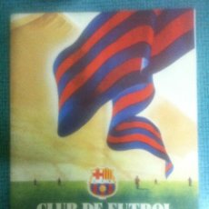 Coleccionismo deportivo: REVISTA CLUB DE FUTBOL BARCELONA INFORMACION MES DE DICIEMBRE 1954 #6, FOTOS JUGADORES, HISTORIA. Lote 45601099