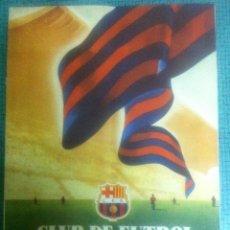 Coleccionismo deportivo: REVISTA CLUB DE FUTBOL BARCELONA INFORMACION MES DE ENERO 1955 #7, FOTOS JUGADORES, HISTORIA. Lote 45601141