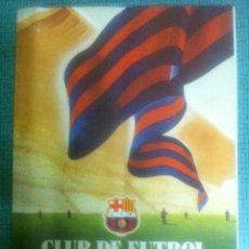 Coleccionismo deportivo: REVISTA CLUB DE FUTBOL BARCELONA INFORMACION MES DE ABRIL 1955 #10, FOTOS JUGADORES, HISTORIA. Lote 45601172