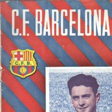 Coleccionismo deportivo: REVISTA DE CLUB DE FUTBOL BARCELONA - Nº 53 ESTEBAN ARETA - 14-1-1956 . Lote 45834133