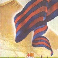 Coleccionismo deportivo: REVISTA CLUB DE FUTBOL BARCELONA - Nº 10 INFORMACIÓN MES DE ABRIL 1956 BARÇA FUTBOL. Lote 45834222