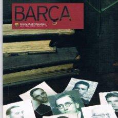 Coleccionismo deportivo: BARÇA REVISTA OFICIAL Nº 50 ABRIL-MAIG 2011. Lote 46222162