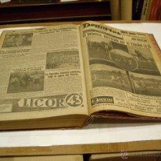 Coleccionismo deportivo: SEMANARIO DEPORTES; VALENCIA 1948. Lote 46224004