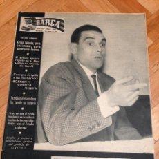 Coleccionismo deportivo: REVISTA BARÇA 265 BARCELONA 1961 GARAY. Lote 46243547