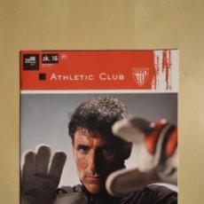 Coleccionismo deportivo: REVISTA OFICIAL ATHLETIC CLUB - NUMERO 16 - ABRIL 2008. Lote 46243804