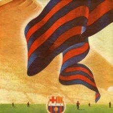 Coleccionismo deportivo: CLUB DE FUTBOL BARCELONA INFORMACION 7 MES DE ENERO 1955 LEER DESCRIPCION. Lote 46319767
