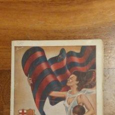 Coleccionismo deportivo: PROGRAMA OFICIAL DEL C. DE F. BARCELONA , 10 DE OCTUBRE DE 1948 .. Lote 46408065