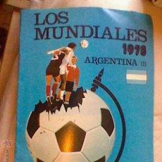 Coleccionismo deportivo: FASCILULO Nº 3 LOS MUNDIALES ARGENTINA 78 III. Lote 46966517