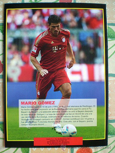 Coleccionismo deportivo: Lote 4 mega póster Top Estrellas del Fútbol Nº 1, 2, 3, 4 (Messi, Cristiano Ronaldo, Iniesta...) - Foto 30 - 47578172
