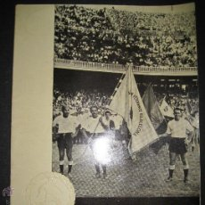 Coleccionismo deportivo: REVISTA 3 ANIVERSARIO MAYO 1957- 58 - VETERANOS FUTBOL BARCELONA - VER FOTOS - (CD-1413). Lote 47613589