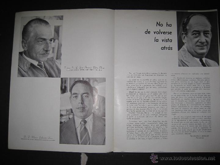 Coleccionismo deportivo: REVISTA 3 ANIVERSARIO MAYO 1957- 58 - VETERANOS futbol barcelona - VER FOTOS - (CD-1413) - Foto 3 - 47613589