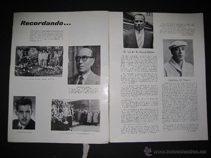Coleccionismo deportivo: REVISTA 3 ANIVERSARIO MAYO 1957- 58 - VETERANOS futbol barcelona - VER FOTOS - (CD-1413) - Foto 6 - 47613589