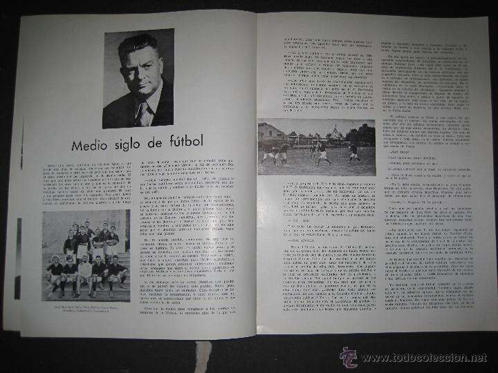 Coleccionismo deportivo: REVISTA 3 ANIVERSARIO MAYO 1957- 58 - VETERANOS futbol barcelona - VER FOTOS - (CD-1413) - Foto 7 - 47613589