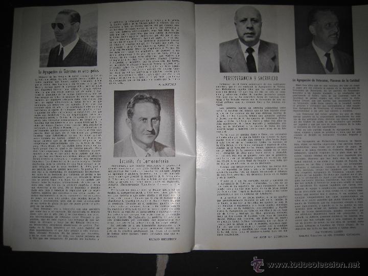 Coleccionismo deportivo: REVISTA 3 ANIVERSARIO MAYO 1957- 58 - VETERANOS futbol barcelona - VER FOTOS - (CD-1413) - Foto 9 - 47613589