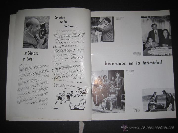 Coleccionismo deportivo: REVISTA 3 ANIVERSARIO MAYO 1957- 58 - VETERANOS futbol barcelona - VER FOTOS - (CD-1413) - Foto 10 - 47613589