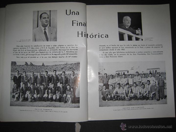 Coleccionismo deportivo: REVISTA 3 ANIVERSARIO MAYO 1957- 58 - VETERANOS futbol barcelona - VER FOTOS - (CD-1413) - Foto 11 - 47613589