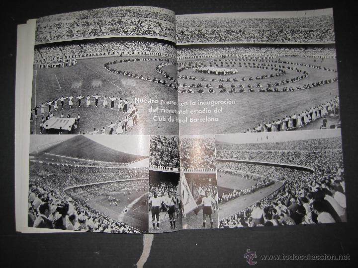 Coleccionismo deportivo: REVISTA 3 ANIVERSARIO MAYO 1957- 58 - VETERANOS futbol barcelona - VER FOTOS - (CD-1413) - Foto 13 - 47613589