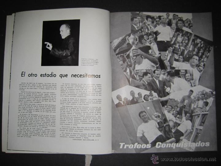 Coleccionismo deportivo: REVISTA 3 ANIVERSARIO MAYO 1957- 58 - VETERANOS futbol barcelona - VER FOTOS - (CD-1413) - Foto 14 - 47613589