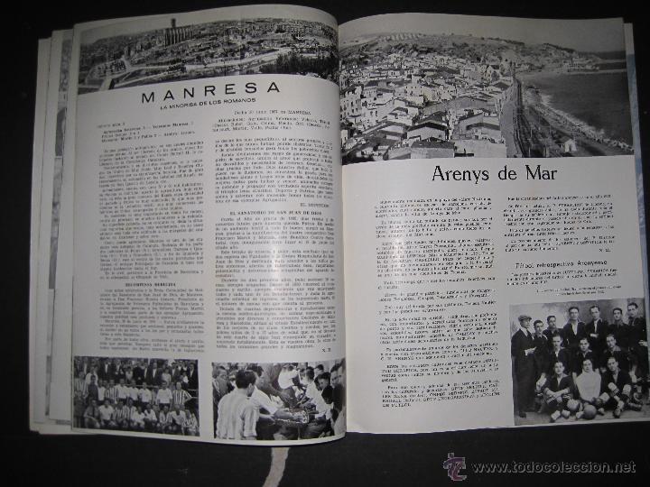 Coleccionismo deportivo: REVISTA 3 ANIVERSARIO MAYO 1957- 58 - VETERANOS futbol barcelona - VER FOTOS - (CD-1413) - Foto 18 - 47613589