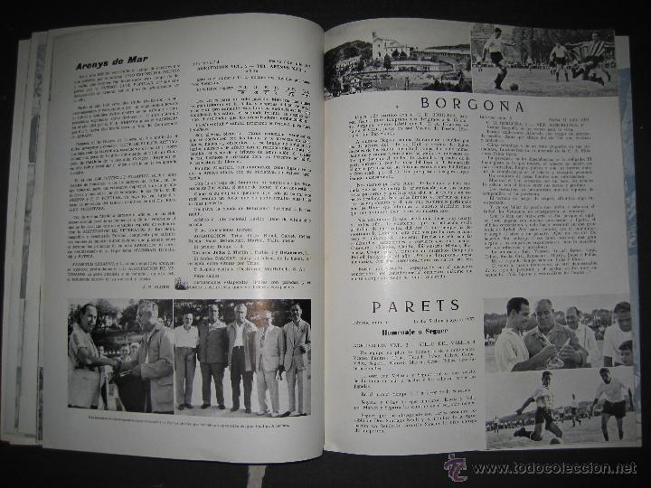Coleccionismo deportivo: REVISTA 3 ANIVERSARIO MAYO 1957- 58 - VETERANOS futbol barcelona - VER FOTOS - (CD-1413) - Foto 19 - 47613589