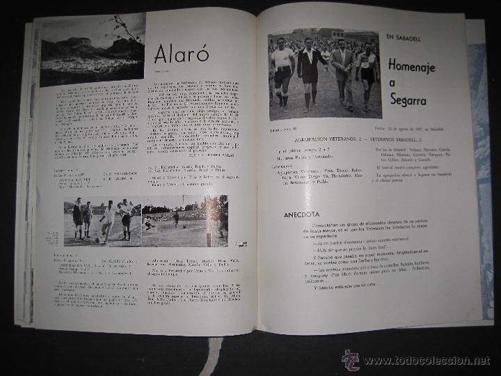 Coleccionismo deportivo: REVISTA 3 ANIVERSARIO MAYO 1957- 58 - VETERANOS futbol barcelona - VER FOTOS - (CD-1413) - Foto 20 - 47613589
