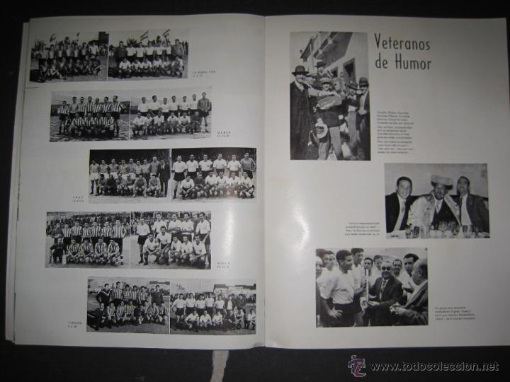 Coleccionismo deportivo: REVISTA 3 ANIVERSARIO MAYO 1957- 58 - VETERANOS futbol barcelona - VER FOTOS - (CD-1413) - Foto 23 - 47613589