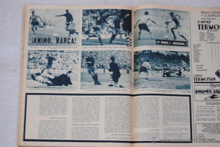 Coleccionismo deportivo: REVISTA BARÇA EXTRAORDINARIO DE NAVIDAD 1968 - Foto 3 - 47633779