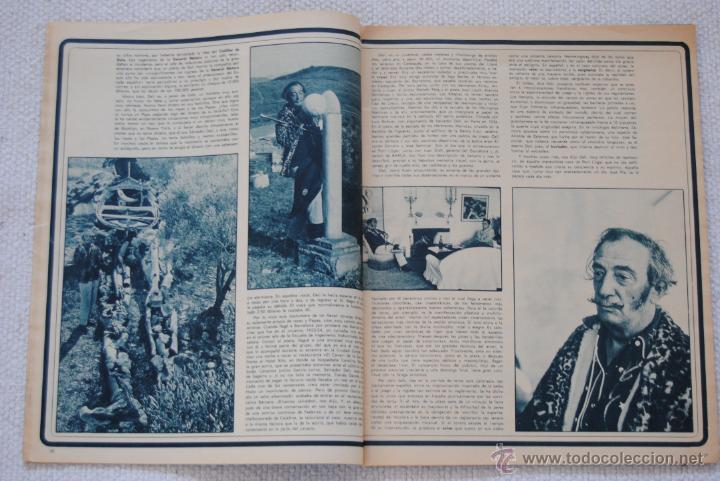 Coleccionismo deportivo: REVISTA BARÇA EXTRAORDINARIO DE NAVIDAD 1968 - Foto 5 - 47633779