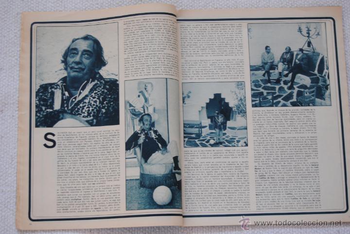 Coleccionismo deportivo: REVISTA BARÇA EXTRAORDINARIO DE NAVIDAD 1968 - Foto 6 - 47633779