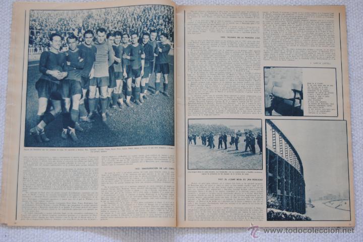 Coleccionismo deportivo: REVISTA BARÇA EXTRAORDINARIO DE NAVIDAD 1968 - Foto 8 - 47633779