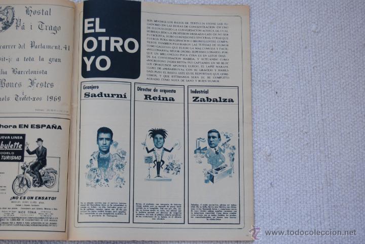 Coleccionismo deportivo: REVISTA BARÇA EXTRAORDINARIO DE NAVIDAD 1968 - Foto 11 - 47633779