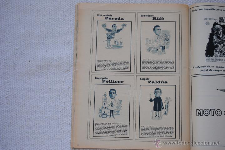 Coleccionismo deportivo: REVISTA BARÇA EXTRAORDINARIO DE NAVIDAD 1968 - Foto 13 - 47633779