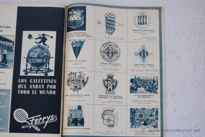 Coleccionismo deportivo: REVISTA BARÇA EXTRAORDINARIO DE NAVIDAD 1968 - Foto 16 - 47633779