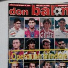 Coleccionismo deportivo: REVISTA DON BALÓN Nº 1132. Lote 47836492