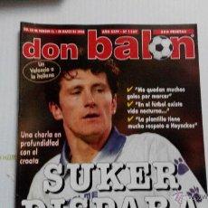Coleccionismo deportivo: REVISTA DON BALÓN Nº 1167. Lote 47836784