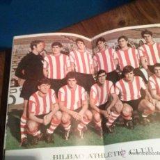 Coleccionismo deportivo: LOTES DE FASCICULOS DEL ATHLETIC DE BILBAO LIGA 70/71. Lote 47945826