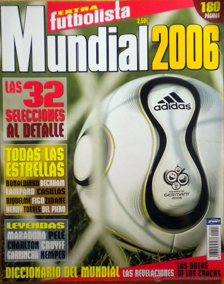 REVISTA MUNDIAL FUTBOL ALEMANIA 2006 MAGAZINE FIFA WORLD CUP FOOTBALL  GERMANY (Coleccionismo Deportivo - Revistas dfdbd7ba43bbe
