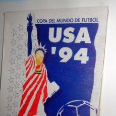Coleccionismo deportivo: CARPETA CON 9 FASCÍCULOS MUNDIAL DE FÚTBOL USA 1994. Lote 49341434
