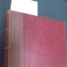 Coleccionismo deportivo: DICEN. TOMO DE 30 REVISTAS DEPORTIVAS. ENCUADERNADAS. 1954-55. LEER DESCRIPCION... Lote 49404147