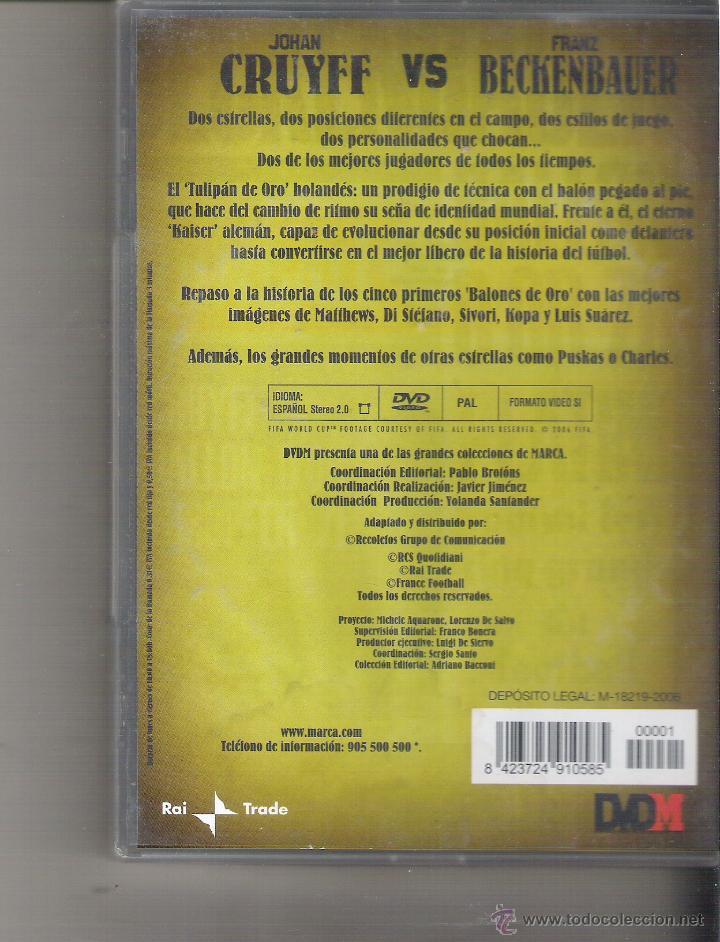 Coleccionismo deportivo: PARTE TRASERA - Foto 2 - 49532520