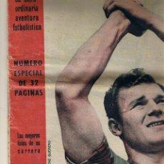Coleccionismo deportivo: REVISTA BARÇA Nº 274 32 PAGINAS - MARZO 1961 - KUBALA. Lote 49602017
