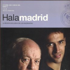 Coleccionismo deportivo: HALA MADRID- LA REVISTA EXCLUSIVA DE LOS MADRIDISTAS DICIEMBRE 2002 FEBRERO 2003 82PAG. LE488. Lote 49748451