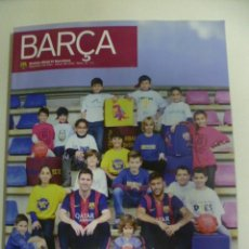 Coleccionismo deportivo: REVISTA BARÇA 2014 Nº 72. Lote 50044252