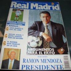 Coleccionismo deportivo: REVISTA OFICIAL REAL MADRID 66 Nº 66 MARZO 1995 .. Lote 107357455