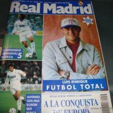 Coleccionismo deportivo: REVISTA OFICIAL REAL MADRID 67 Nº 67 ABRIL 1995 .. Lote 50583303